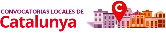 Convocatorias locales de Catalunya